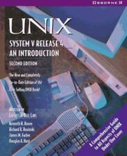 Unix System V Release 4 : An Introduction by Kenneth H. Rosen, James M.