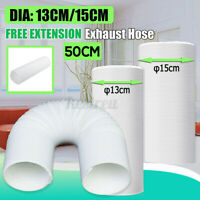 13/15cm Exhaust Hose Portable Air Conditioning Exhaust Duct For Air Conditioner