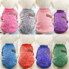 soft warm Chihuahua Yorkie toys small dog pet fleece clothes coat jacket sweater