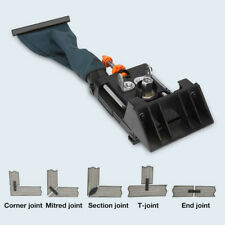 Wood Biscuit Jointer Joiner Kit Attachment Wood Cutting Grooving Joining Tool