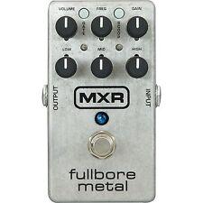 MXR Guitar Distortion & Overdrive Pedals