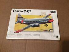 Testors CONVAIR C-131 skill 2 model kit NEW