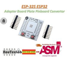 ESP-32S ESP32 Wireless Bluetooth Adapter Board Plate Pinboard Convertor