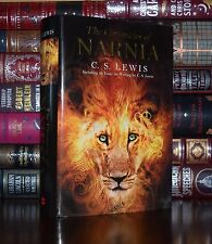 The Chronicles of Narnia Complete in One Volume by C.S Lewis New Hardcover Ed