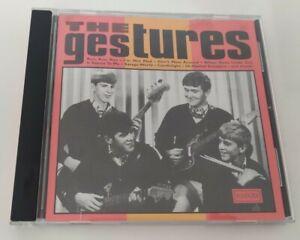 CD The Gestures Folk Garage 1996 Sundazed Music