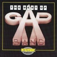 "THE GAP BAND ""BEST OF"" CD NEU"