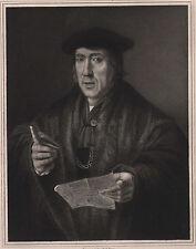 1833 GEORGIAN DATED PRINT ~ SIR JOHN MOORE