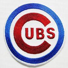 (1) Lotto da MLB Baseball Chicago Cubs Patch Ricamato (Tipo B) Articolo 36ca189582f8