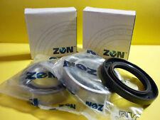 Suzuki Gsf1250 Bandit 07 - 11 Zen Rueda Trasera Rodamientos & Disco lado Sello