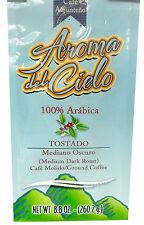 Café Aroma del Cielo -Coffee Aroma del Cielo /  Monte Alto / Puerto Rico 8.8oz