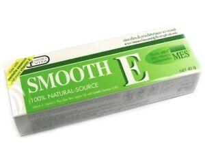 Smoothe Natural Vitamin E Cream - 40 grams x 1 tube