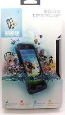 100% Genuine LifeProof Nuud Waterproof Case Cover for Samsung Galaxy S4 Black