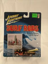 Johnny Lightning Surf Rods Collector Lot (5) Endless Summer 60's