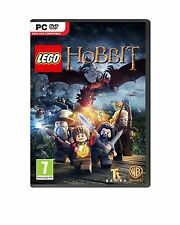 LEGO The Hobbit (PC DVD) BRAND NEW SEALED