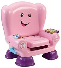 Fisher Price FISHER-PRICE LAUGH & LEARN SMART STAGES CHAIR PINK Toy BN