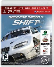 PS3 Need for Speed: Shift (Sony PlayStation 3, 2009) NEW & SEALED