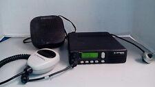 Motorola MCS2000 Radio Model I M01HX+814W Bundle