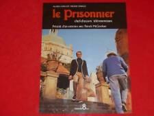 [BIBL.H.& P-J.OSWALD] SERIE TV LE PRISONNIER The Prisoner POSTER Rare 53x40 1989