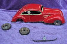 Altes Blechspielzeug Auto  Distler Länge 30 cm