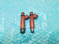 Mazda RX-8 1.3 2.6 Petrol Fuel Injectors x2 19550-4430