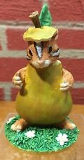 "Charming Tails ""Chauncey's Pear Costume"" - 87/431 - 1996 - Original Box"