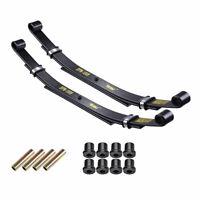 2PCS Rear Leaf Springs Heavy Duty w/ Bushings Kit For DS Club Car Golf Cart Cart