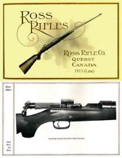 Ross 1913 Rifle Company (Late) Gun Catalog