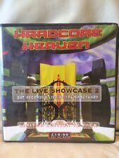 "Hardcore Heaven ""The Live Showcase 2"" 1997 Rave Tape 12 Pack Old Skool Happy"
