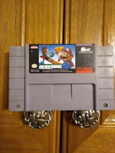 Fun with numbers Super nintendo game. Tested and ready to play! Made in Japan.