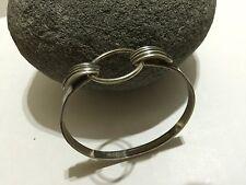Vintage Erik Granit & Co - Sterling Silver CUFF / Bracelet Made In  Finland