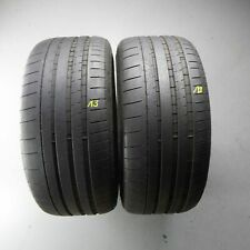 2x Michelin Pilot Super Sport MO1 255/40 R18 99Y DOT 4516 5 mm Sommerreifen