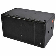"Power Dynamics 178.918 18"" Passive DJ Subwoofer 1600 Watt RMS"