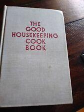 VINTAGE GOOD HOUSEKEEPING COOK BOOK 1942