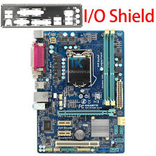 GIGABYTE GA-B75M-D3V Intel B75 Motherboard LGA1155 DDR3 USB3.0 mATX I/O Shield