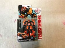 Autobot Drift Hasbro Transformer 2015 - 2016 In Package Legion Warrior Class TB1