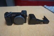 Sony Alpha a6300 24.2MP Digital SLR Camera - (body )