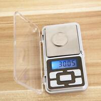 Balance électronique de Précision - Mini 0,1g-200g Pèse de Poche Échelle Bijoux