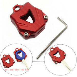 Decorative Key Shell Cover For YAMAHA YZF R1 R6 XJR1300 XVS1100 XVS650 FJR1300