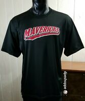 High Desert Mavericks Baseball California League Black Sportswear Shirt Top L/XL