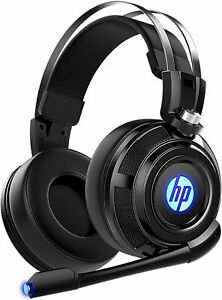 HP Wired Stereo Gaming Headset with mic, for PS4, Xbox One, Nintendo Switch, PC