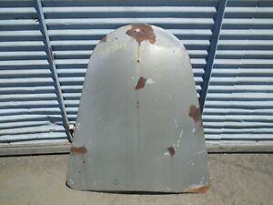 PORSCHE 356 HOOD BONNET TRUNK LID PANEL T5 356B B