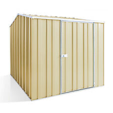 YardSaver G68 2.1m x 2.8m Gable Roof Single Door Colour Shed - AUG Special