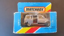 Matchbox Vintage Diecast Vans