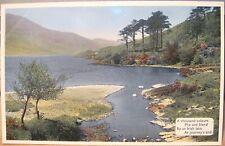 Irish Postcard A THOUSAND COLOURS Irish Lake Journey's End Ireland ETW Dennis