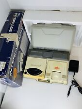 CONSOLE BOITE NEC INTERFACE UNIT IFU30+CD ROM2+PC ENGINE/AC/2JEUX/CD ROM CARD2.1