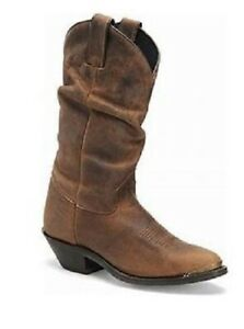 Double H Women's Slouch Western Boot #DH5252