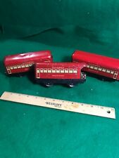 O Scale Marx Rare Pullman And Observation Cares Great Condition (031112)