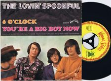 THE LOVIN' SPOONFUL 6 O'Clock German 45PS 1967 Kama Sutra 7""