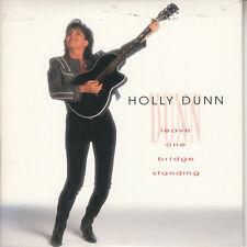 Holly Dunn - Leave One Bridge Standing MCD 1996 Promo US-Import Pappschuber
