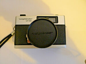 Voigtlander VF135 with cap ,case and new battery